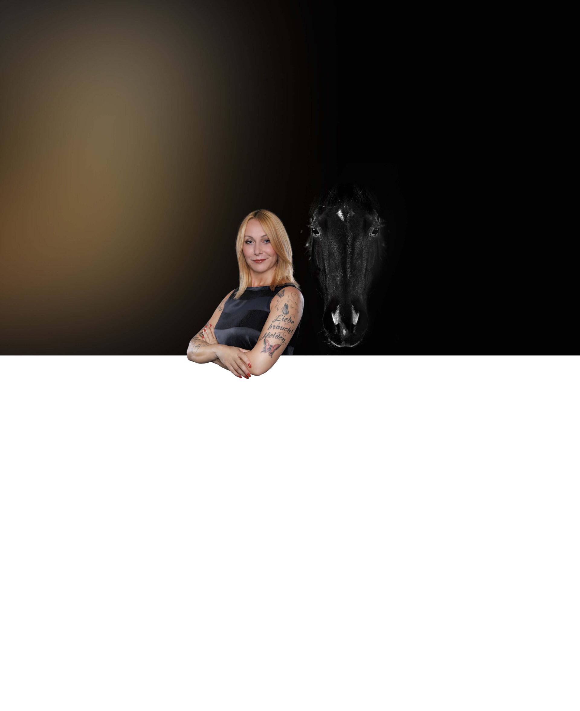 Führungskräftetraining am Pferd